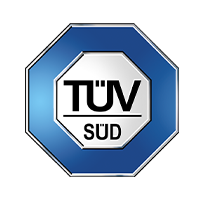 Quality Guarantee Logo TÜV