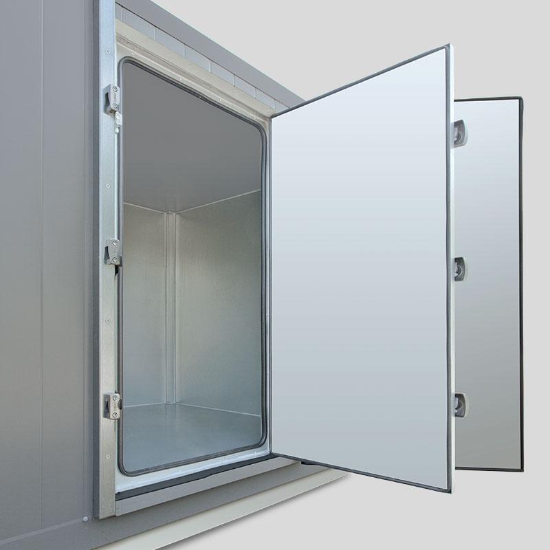 WK-com TB1 двустворчатые двери
