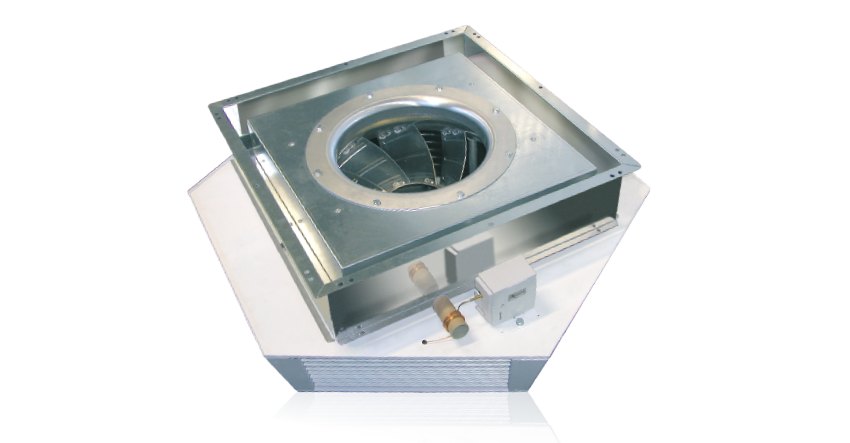 Потолочные вентиляционные установки WOLF Ultra Plus